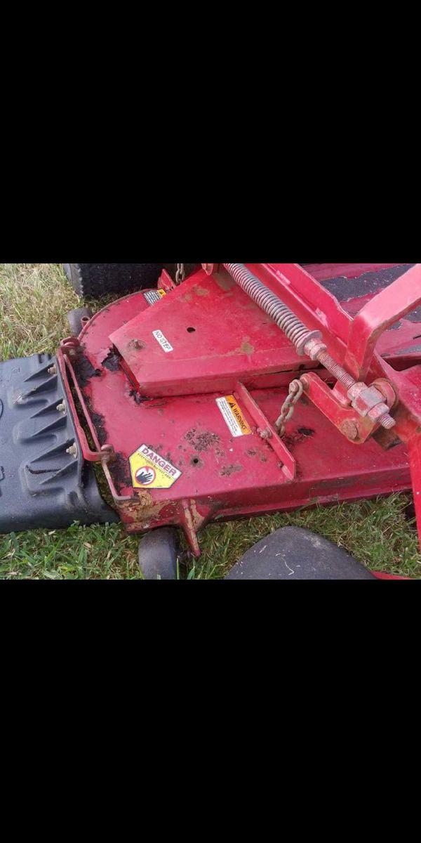 Exmark 60 commercial mower