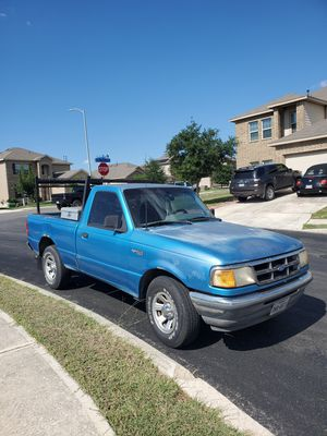 93 ford ranger xlt for Sale in San Antonio, TX