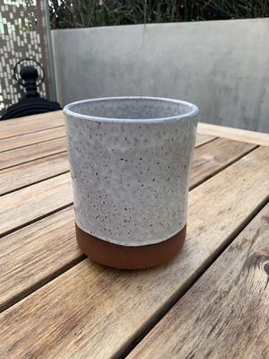 Glazed Terracotta Container for Sale in Coronado, CA