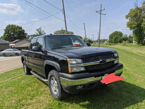 2005 Silverado Extended Cab 7500 OBO for Sale in Chicago, IL