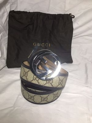 Gucci Brown GG Supreme Belt **XMAS SALE!! for Sale in Queens, NY