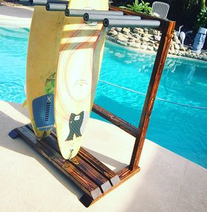 VERTICAL surfboard racks (shipping available) for Sale in IND HBR BCH, FL