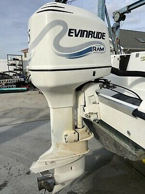 Evinrude 225hp outboard motor.. for Sale in Riverdale, MD