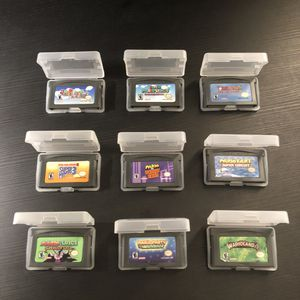 SET OF 9 Mario GBA Games for Sale in Stamford, CT
