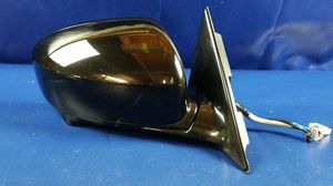 INFINITI FX35 FX50 RIGHT PASSENGER SIDE VIEW DOOR MIRROR W/ CAMERA BLACK # 59143 for Sale in Fort Lauderdale, FL