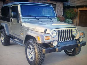 •●Just Today 2005 Jeep Wrangler Rubicon●• for Sale in Centreville, VA