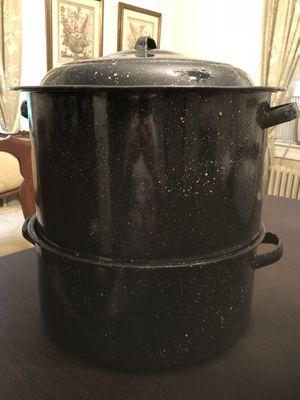 20 Qt Steamer Pot for Sale in Centreville, VA