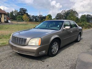 2003 Cadillac DeVille Sedan 4D for Sale in Lakewood, WA
