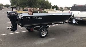 14' G3 Aluminum Boat for Sale in Huntington Beach, CA