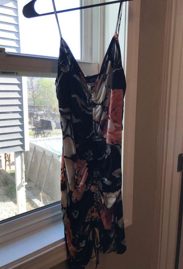 size large dress