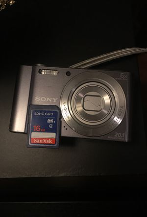 Sony digital Camera for Sale in Homestead, FL