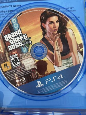 Grand theft auto 5. Ps4 for Sale in Overland, MO