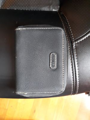 Rossetti black leather wallet new for Sale in Southbridge, MA