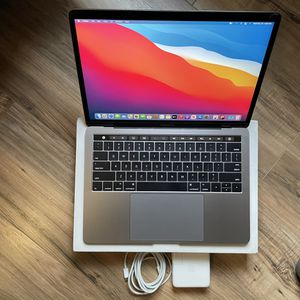 "FAST 13"" MacBook Pro w/Touch Bar 256GB SSD 2.9GHz i5 Retina save Design As 2019 And 2020 for Sale in Los Angeles, CA"
