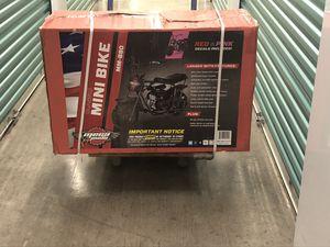 Mega Moto Classic Mini Bike 80cc Monster Motor 212cc Predator MM-B80 Minibike scooter dirt bike for Sale in Tamarac, FL