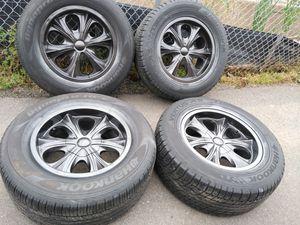 18 rims 6 lugs. 6 agujeros para Chevy Silverado Tahoe Suburban scalade for Sale in Manassas, VA