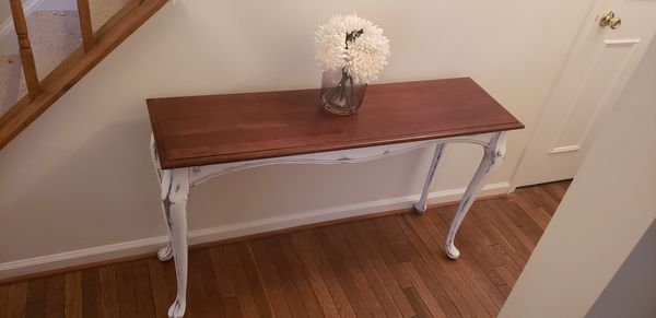 console table / entry way table
