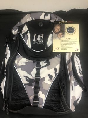 "Premium Backpack 15.6"" BEF G-PAK Black/Camo BEFGP6 MOBLIE EDGE 15.4"" Laptop for Sale in Plantation, FL"
