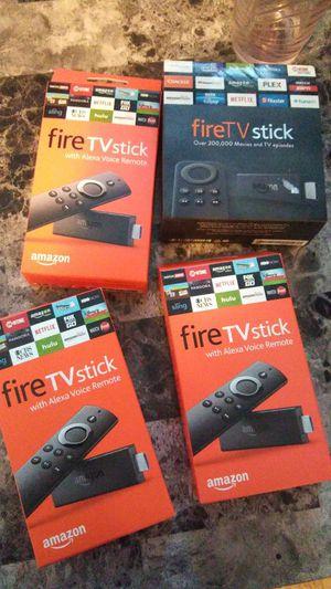 Unlocked Firesticks for Sale in Pawtucket, RI