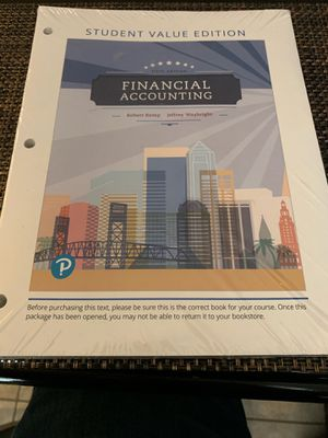 Financial Accounting for Sale in Phoenix, AZ