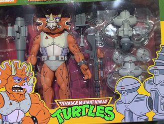 NECA Teenage Mutant Ninja Turtles TRICERATON & ROADKILL RODNEY Target TMNT for Sale in Hacienda Heights,  CA