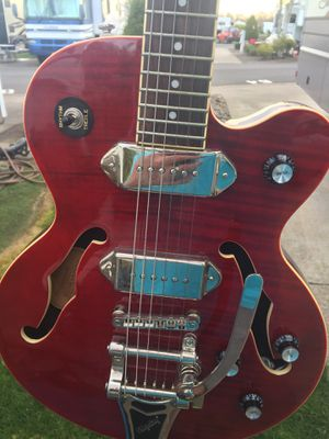 Epiphone wildkat Semi-Hollowbody Electric Guitar for Sale in Salem, OR