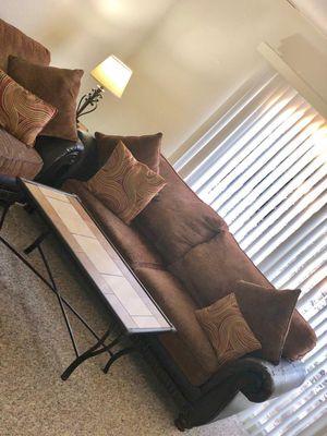 Three pieces of sofa for Sale in Mount Pleasant, MI