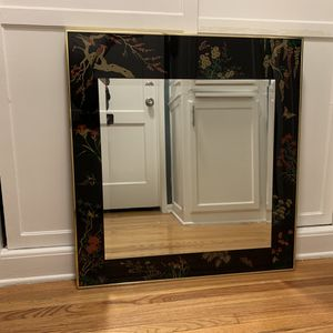 Mid Century Vintage Chinese Mirror for Sale in Los Angeles, CA