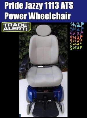 Jazzy Power Chair for Sale in Alexandria, LA