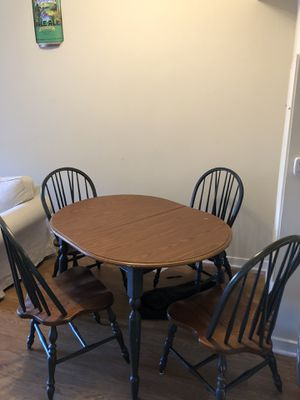 Kitchen Table (+4 Chairs) for Sale in Washington, DC