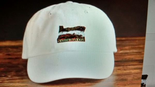 Oregon Adjustable Cap - Creek Design