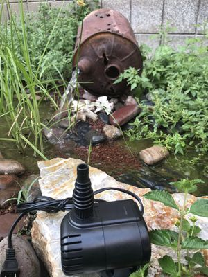 317 GPH Submersible Pump Powerhead Fountain Water Hydroponic for Sale in Las Vegas, NV