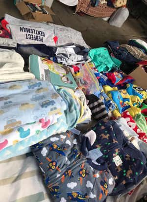 Baby clothes and toys sale for Sale in Pasadena, TX