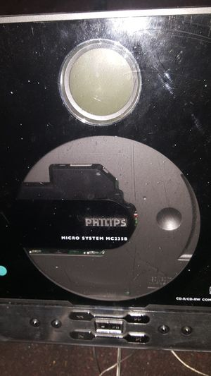 Philips micro system stereo for Sale in Everson, WA