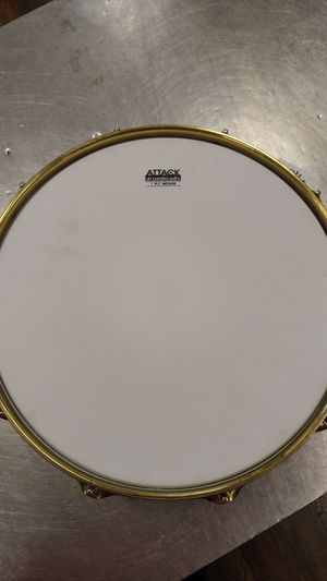 Ludwig Vintage Snare Drum w/ Mahogany Finish for Sale in Victoria, TX