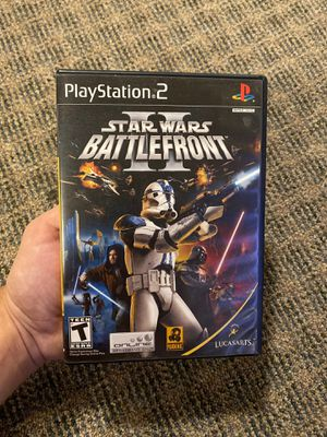 Star Wars Battlefront 2 PlayStation 2 for Sale in Columbia, MO