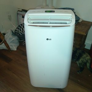 LG Portable AC& dehumidifier Used Twice for Sale in Plymouth, MA