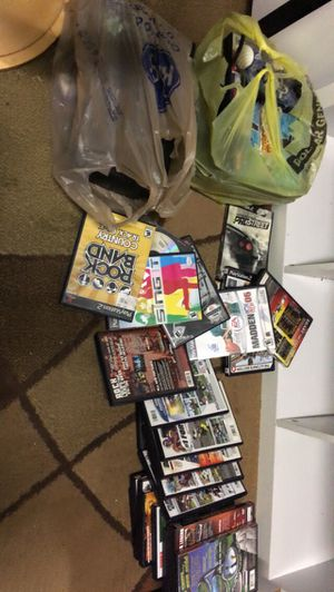 PS2,47 Games,8MB Card,Wireless Controller for Sale in Fort Wayne, IN