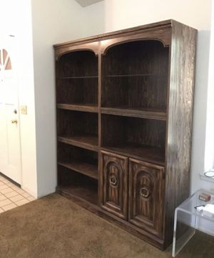 Bookcase - $230 for Sale in Oceanside, CA