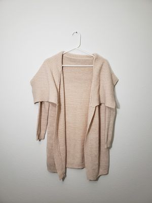 Beige Cardigan S Women's for Sale in Bellevue, WA