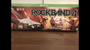 RockBand4 / XboxOne for Sale in Tampa, FL
