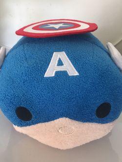 Disney's Captain America Plush Pillow for Sale in Lake Worth,  FL