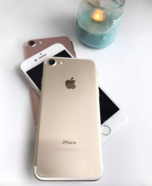 iPhone 7 32gb AT&T, Cricket and straight Talk $199 each for Sale in Durham, NC