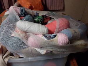 Yarn for sale for Sale in Fullerton, CA