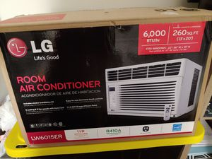 LG AC window unit - open box for Sale in Silver Spring, MD