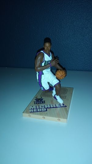 Milwaukee Bucks Michael Redd McFarlane Action Figure for Sale in Largo, FL