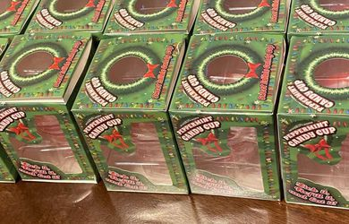 10 Peppermint Candy Cups for Sale in Lynnwood,  WA