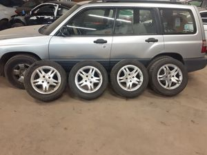 4x114.3 16 inch acura cl wheels...please read post for Sale in East Hartford, CT
