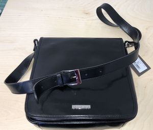 Tuscany Leather, Black shoulder bag, NWT for Sale in San Diego, CA