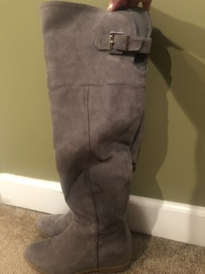 Thigh high boots for Sale in Garrison, MD